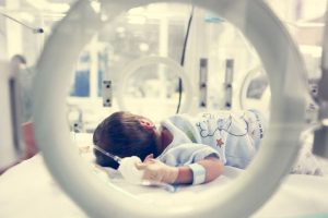 probiotic and birth risk