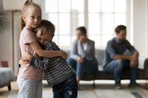 how to talk to kids about divorce