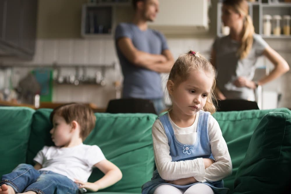 How to Tell Kids About Divorce