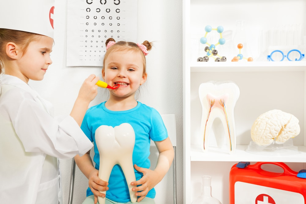 pediatric dentristy