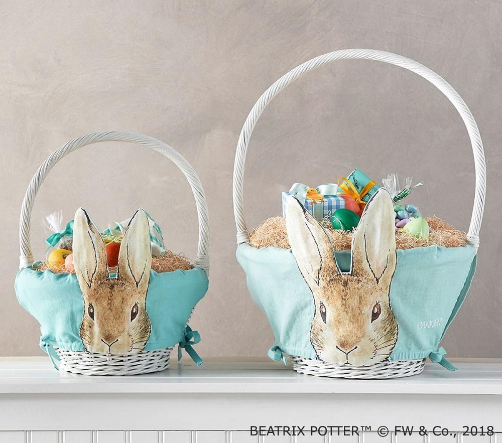 Non chocolate easter gifts for kids chocolate free but fun baby pottery barn easter products negle Gallery