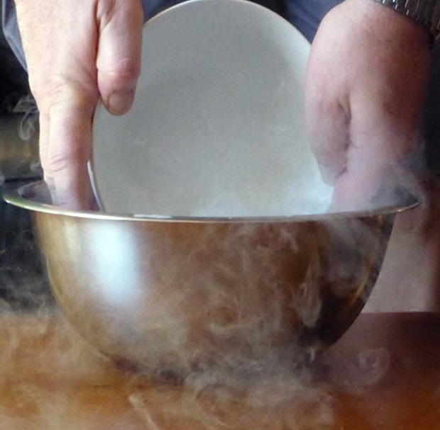 Harry Potter Party Game - Add Dry Ice To Water