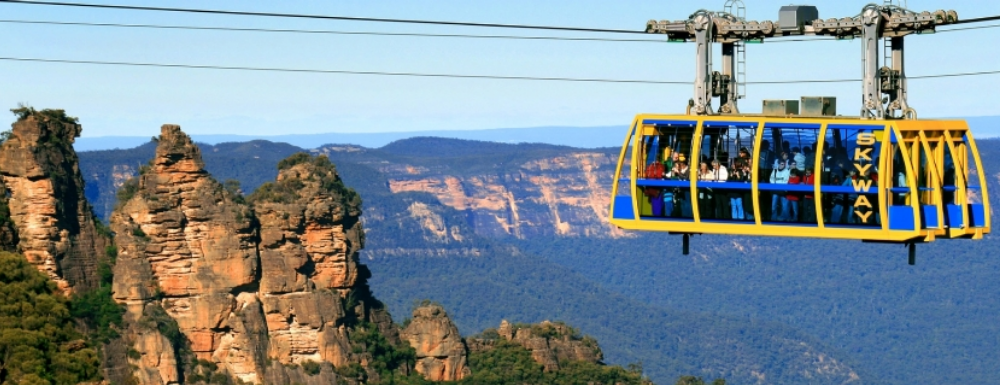 Blue Mountains for kids