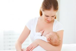 Breastfeeding journey