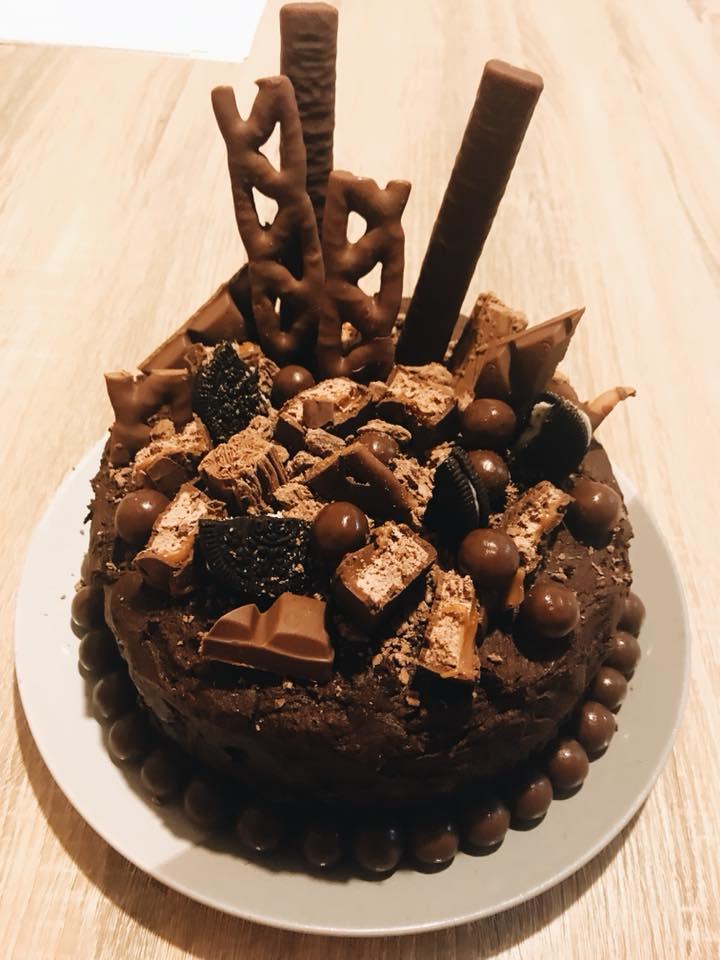 woolworths cakes elegant chocolate cake