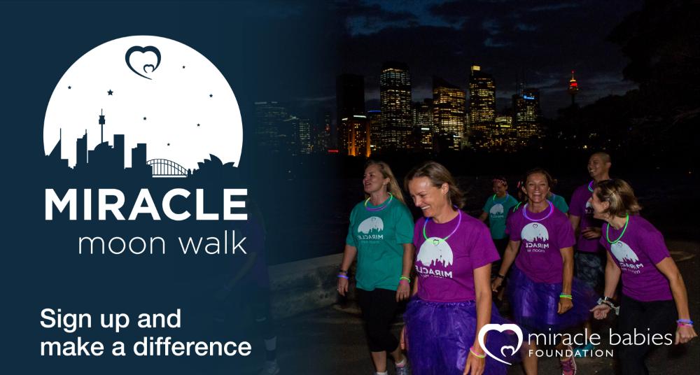 Miracle Moon Walk