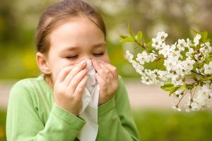 Allergies in kids