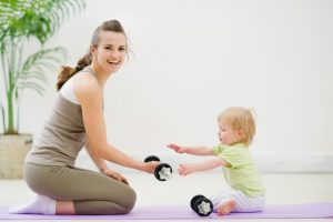 Post natal fitness