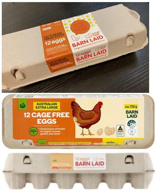 Australian egg recall