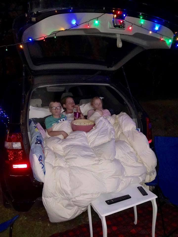 DIY Drive-In Cinema