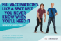 immunisation against whooping cough and influenza