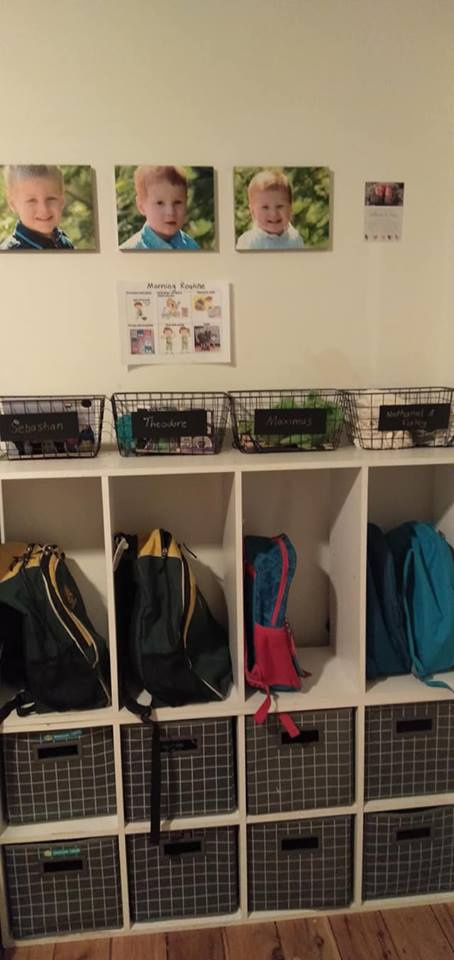 Kids clothes organization and budgeting hacks
