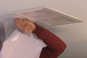 contact heating vent hack