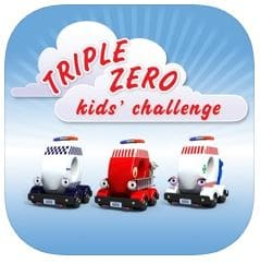 triple zero kids challenge