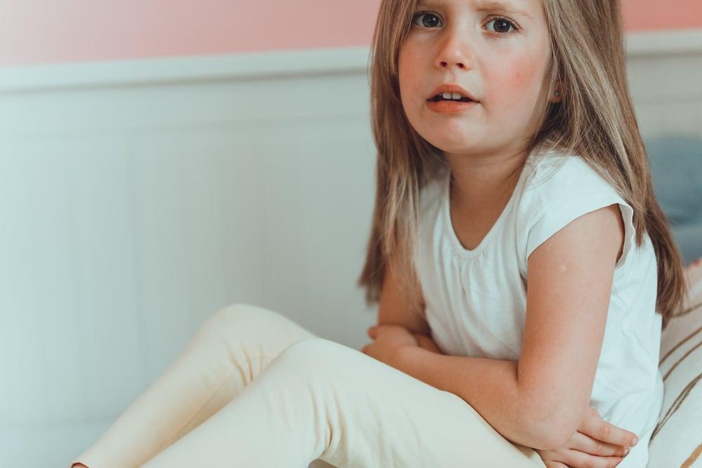 chronic constipatio in kids