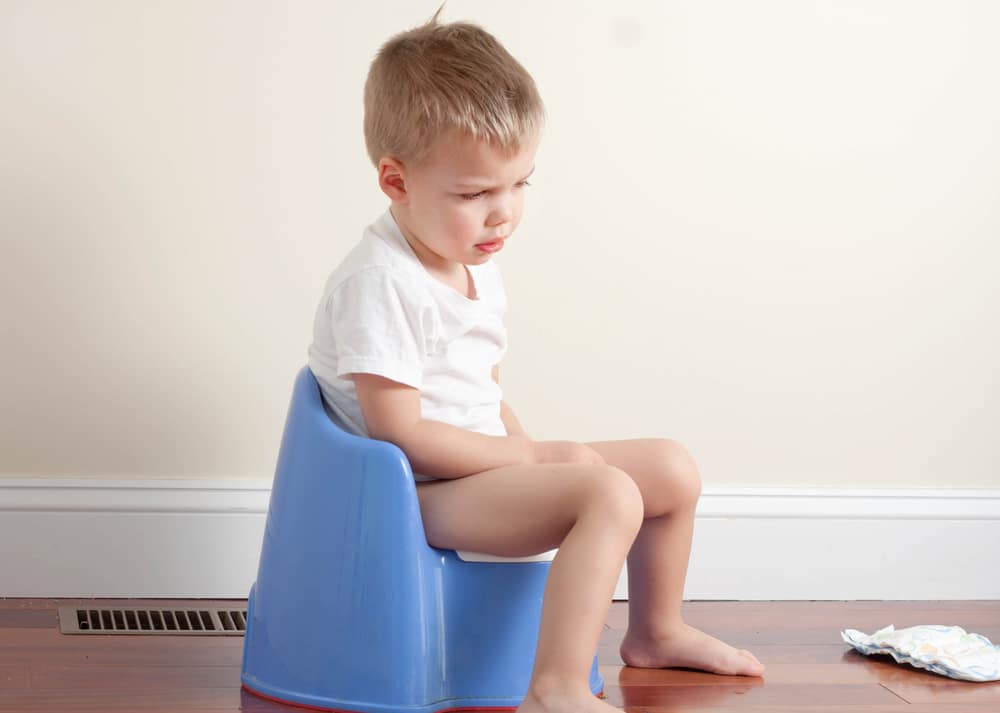 Does your child have chronic constipation