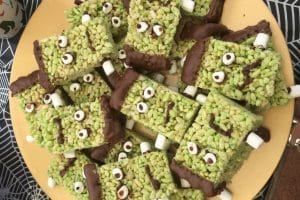 Halloween recipes