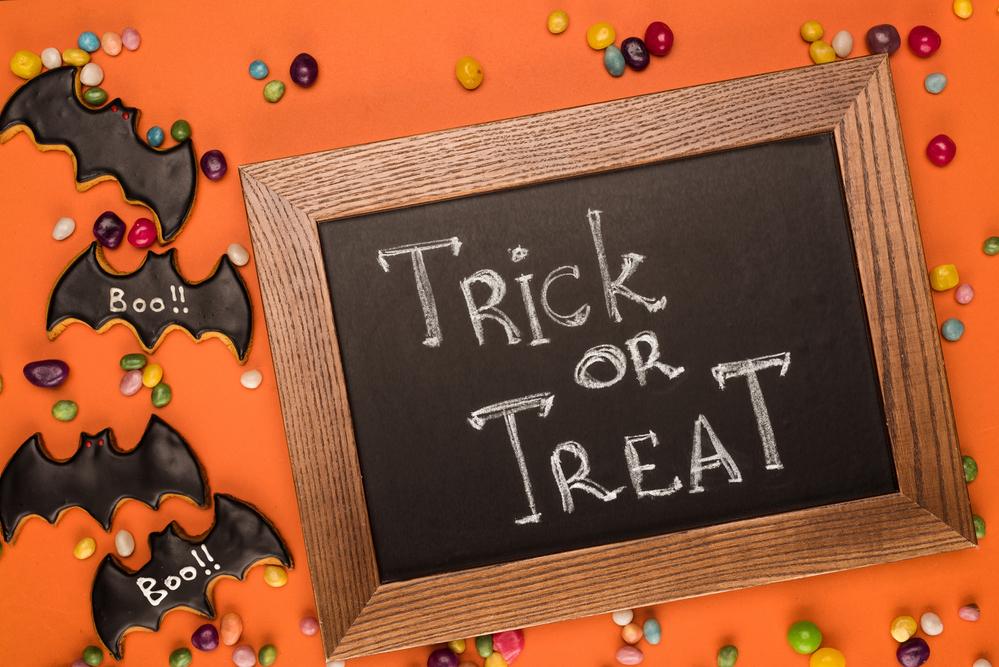 Halloween hacks in Australia trick or treat