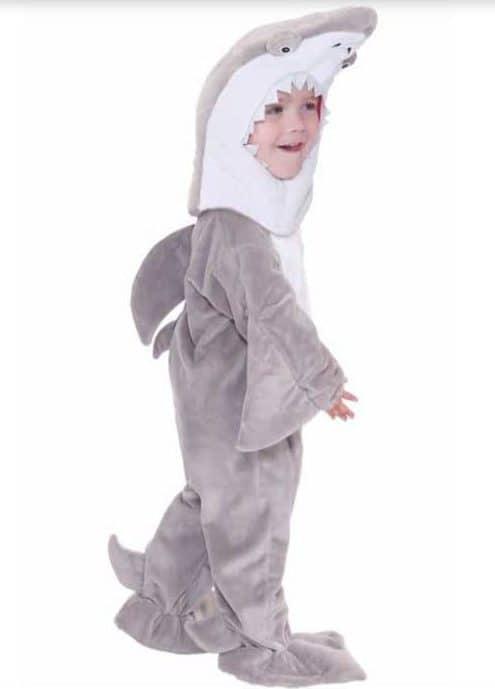 Baby Shark costume for Halloween
