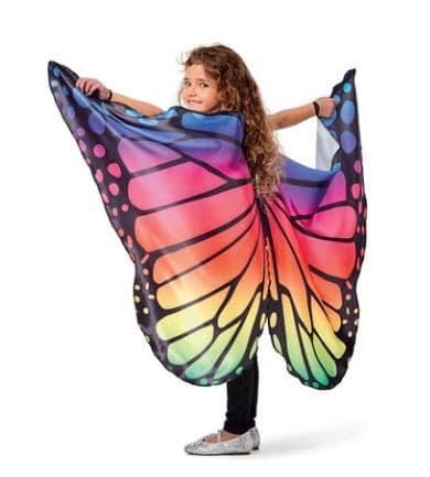 butterfly kmart halloween costume for kids