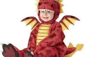 red dragon costume for babies