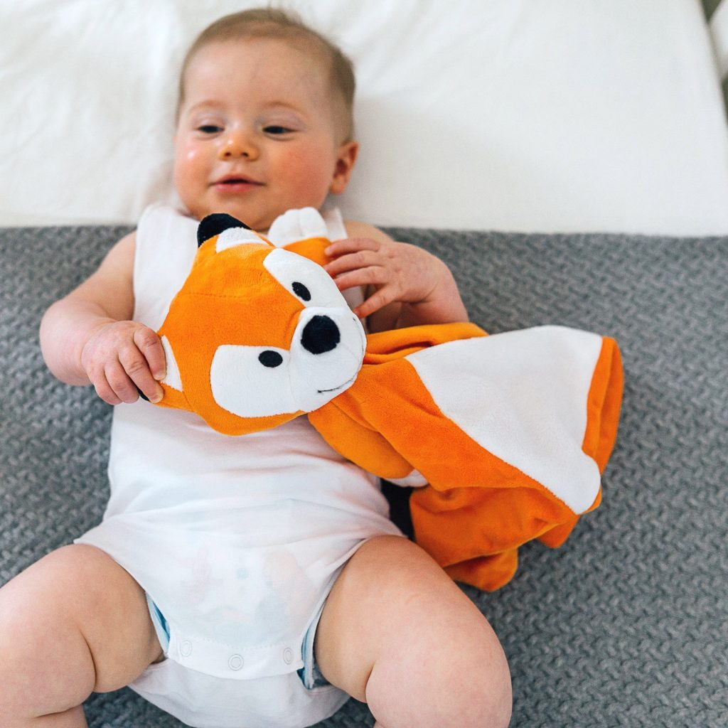 Riff Raff Baby Toy