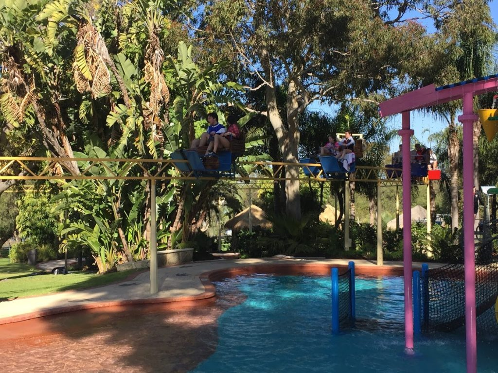 Adventure World Perth with kids