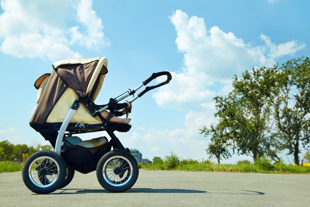 runaway stroller